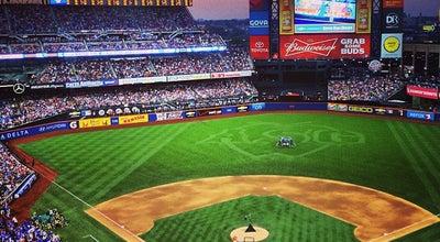 Photo of Baseball Stadium Citi Field at 12301 Roosevelt Ave, Flushing, NY 11368, United States
