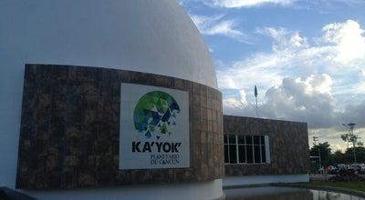 Photo of Planetarium KA'YOK' Planetario at Av. Palenque, Cancún 77500, Mexico