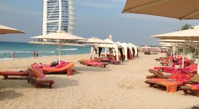 Photo of Beach Al Qasr Beach at Jumeirah, Dubai, United Arab Emirates