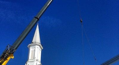 Photo of Church First Parish Unitarian Universalist Church at 630 Massachusetts Ave, Arlington, MA 02476, United States