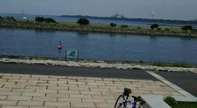 Photo of Beach 葛西臨海公園養浜 at 臨海町6, 江戸川区, Japan
