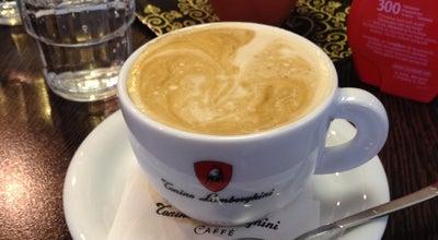 Photo of Cafe Carfé kávézó at Berzsenyi U. 22., Kaposvár 7400, Hungary
