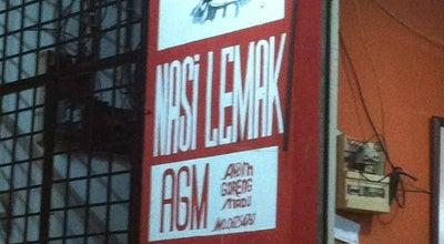 Photo of Asian Restaurant nasi lemak ayam madu cikgu nasir at Malaysia
