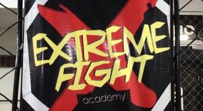 Photo of Martial Arts Dojo Extreme Fight at Qi. 2 Lt. 940, St. Industrial, Brasília, Brazil