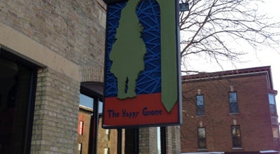 Photo of Gastropub The Happy Gnome at 498 Selby Ave, Saint Paul, MN 55102, United States