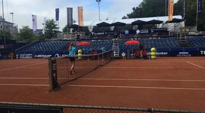 Photo of Tennis Court TEAN at Alphen aan den Rijn, Netherlands