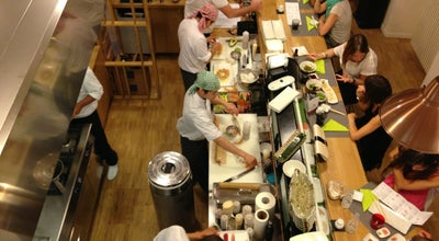 Photo of Sushi Restaurant Miyabi at Via San Francesco D'assisi, 5b, Bergamo 24121, Italy