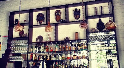 Photo of African Restaurant Cafe Rue Dix at 1451 Bedford Avenue, Brooklyn, NY 11216, United States