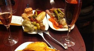 Photo of Mediterranean Restaurant Quimet & Quimet at Poeta Cabanyes 25, Barcelona 08004, Spain