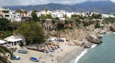 Photo of Beach Playa Calahonda at Balcón De Europa, Nerja 29780, Spain