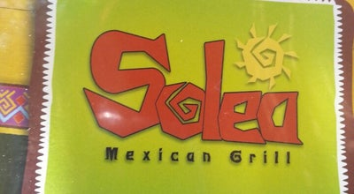 Photo of Mexican Restaurant Solea Mexican Grill at 1350 Gillingham Rd, Neenah, WI 54956, United States