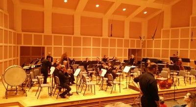 Photo of Music Venue Hamline - Sundin Music Hall at Snelling, Saint Paul, MN 55104, United States