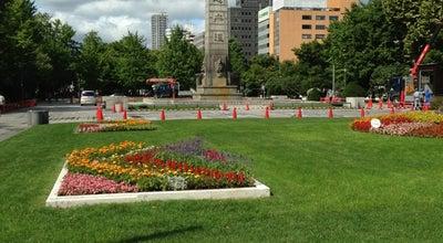 Photo of Park 大通公園 西5丁目 at 大通西5丁目, 札幌市, Japan