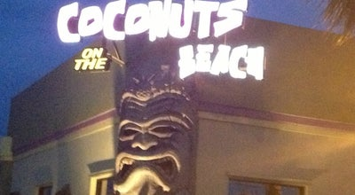 Photo of Bar Coconuts on the Beach at 2 Minutemen Cswy, Cocoa Beach, FL 32931, United States