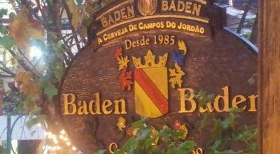 Photo of Bar Baden Baden at R. Dr. Djalma Forjaz, 93, Campos do Jordão 12460-000, Brazil