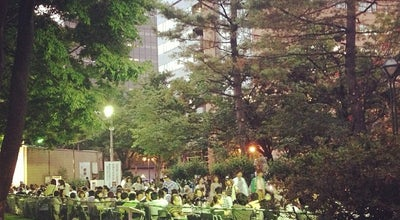 Photo of Beer Garden さっぽろ大通ビアガーデン at 中央区大通西, 札幌市, Japan