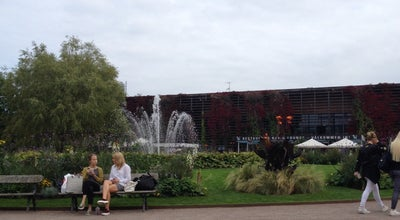 Photo of Botanical Garden Palmhuset at Nya Allén 6, Göteborg 411 38, Sweden