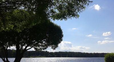 Photo of Lake Pie Daugavas at Vieta Kur Ir Labi Vienam, Pārogrē, Latvia