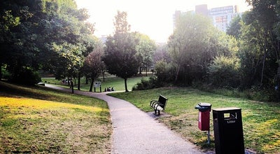 Photo of Park Angel Meadow at Manchester, United Kingdom