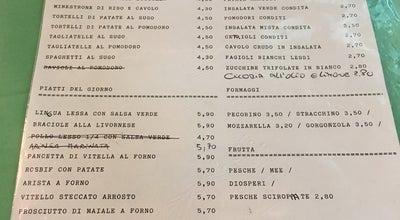 Photo of Italian Restaurant Trattoria Sabatino at Via Pisana, 2/r, Florence 50143, Italy