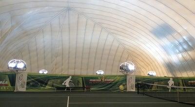 Photo of Tennis Court Академия тенниса им. Шамиля Тарпищева at Ул. Урицкого, 15, Казань, Russia