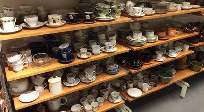 Photo of Thrift / Vintage Store Myrorna at Götgatan 79, Stockholm 116 62, Sweden