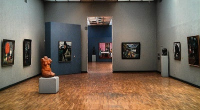 Photo of Art Gallery Центральный дом художника (ЦДХ) / Central House of Artist at Ул. Крымский Вал, 10, Москва 119049, Russia