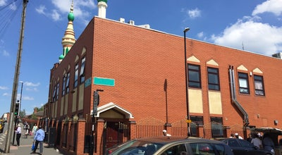 Photo of Mosque Masjid Zeenat at Stoney Stanton Rd, Coventry CV 1 4, United Kingdom