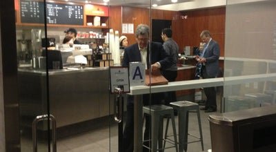 Photo of Coffee Shop Simon Sips at 1185 Avenue Of The Americas, New York, NY 10036, United States