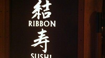 Photo of Sushi Restaurant Blue Ribbon Sushi Bar & Grill at 3708 Las Vegas Blvd S, Las Vegas, NV 89109, United States