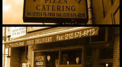 Photo of Italian Restaurant Patzeria Pizza at 231 W 46th St, New York, NY 10036, United States