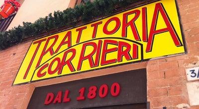 Photo of Italian Restaurant Trattoria Corrieri at Via Conservatorio 1, Parma 43121, Italy