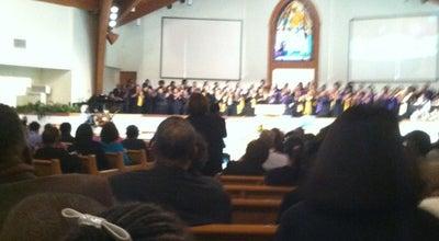 Photo of Church Union Baptist Church at 904 N Roxboro St, Durham, NC 27701, United States