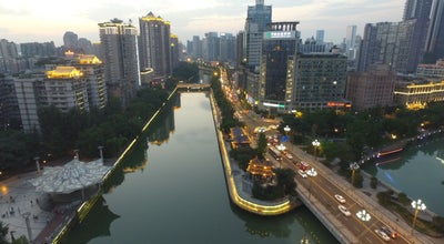 Photo of Historic Site 合江亭 Hejiangting at 四川省成都市锦江区 滨江东路, 成都, 四川, China