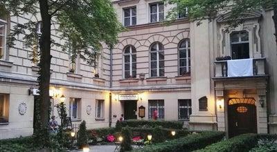 Photo of Library Poznańskie Towarzystwo Przyjaciół Nauk at Seweryna Mielżyńskiego 27, Poznań, Poland