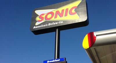 Photo of Fast Food Restaurant Sonic Drive-In at 1851 Main Street, Ferndale, WA 98248, United States