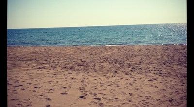 Photo of Beach Corneila Diamond Beach at Cornelia Diamond Golf Resort & Spa, Antalya/ Belek, Turkey