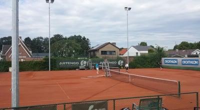 Photo of Tennis Court KTC Azalea at Sint-pietersgroenestraat 135-137, Brugge 8000, Belgium