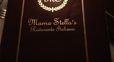 Photo of Italian Restaurant Mama Stella's Ristorante at 7918 Old Branch Ave, Clinton, MD 20735, United States