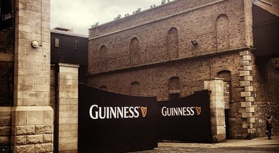 Photo of Brewery Guinness Storehouse at St James's Gate, Dublin 8, Ireland