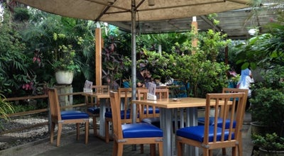 Photo of Cafe Café Halaman at Jl. Tamansari No. 92, Bandung 40132, Indonesia