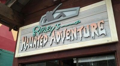 Photo of General Entertainment Ripley's Haunted Adventure at 908 Parkway, Gatlinburg, TN 37738, United States