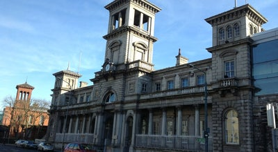 Photo of Train Station Dublin Connolly Railway Station at Amiens St, Dublin D01 V6V6, Ireland