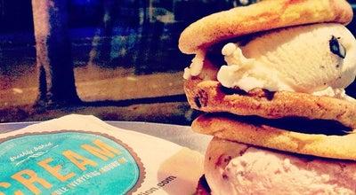 Photo of Ice Cream Shop CREAM of Berkeley at 2399 Telegraph Ave, Berkeley, CA 94704, United States