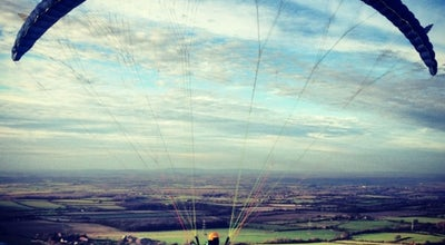Photo of Scenic Lookout Devil's Dyke at Brighton, United Kingdom
