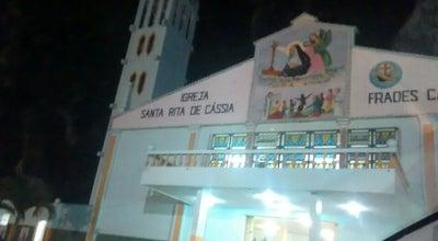 Photo of Church Paróquia Santa Rita de Cássia at Rua Juarez Távora, São Caetano, Itabuna 45607-410, Brazil