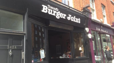 Photo of Burger Joint Tommi's Burger Joint at 342 Kings Road, London SW3 5UR, United Kingdom