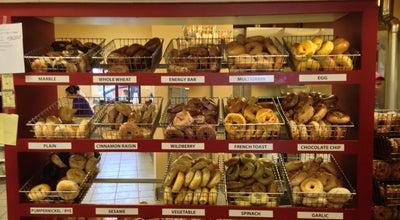 Photo of Bagel Shop Bagel World at 246 Newbury St, Peabody, MA 01960, United States