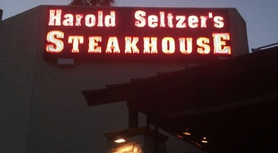 Photo of American Restaurant Harold Seltzer's Steakhouse at 9409 Us Highway 19, Port Richey, FL 34668, United States