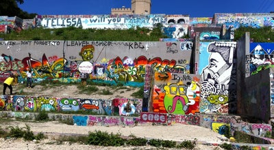 Photo of Other Great Outdoors Graffiti Park at Below The Castle, Austin, TX 78703, United States